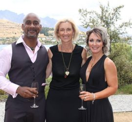 Julie & Alan - Queenstown Wedding